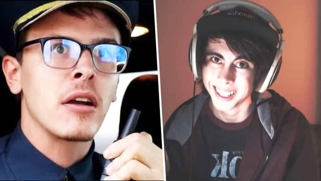 Leafy Comes Back Over iDubbbz… Hype House Exposed!