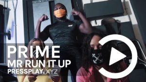 Mr Run It Up – On A Mission (Music Video) Prod By SvOnTheBeat