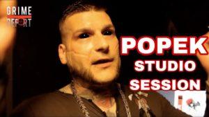 Popek (The Worlds Wildest Rapper) & Chronik – Unreleased Studio Session