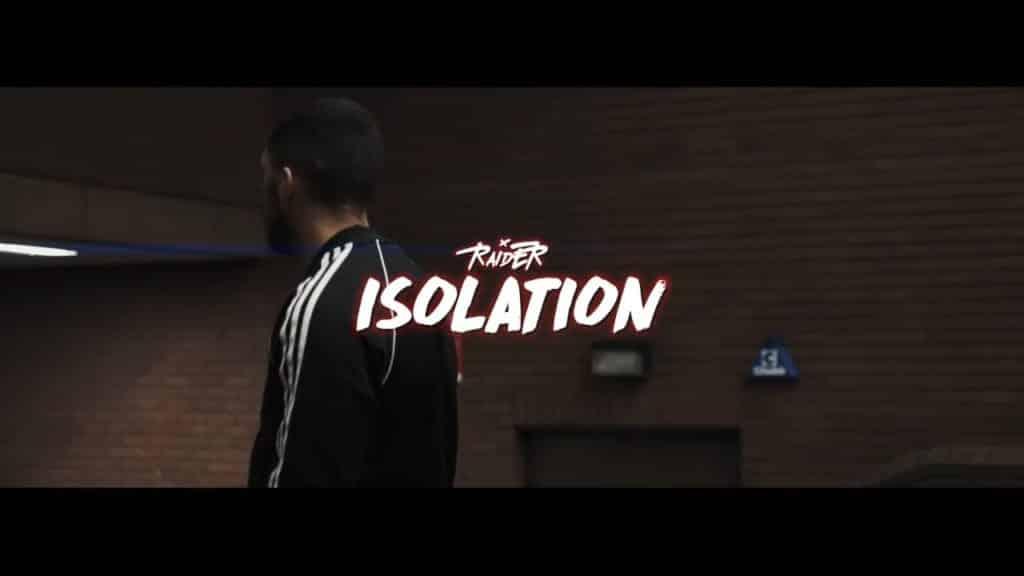 Raider – Isolation [Music video] | JDZmedia