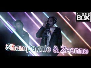 Shampagnie & Zeenno    BL@CKBOX Ep. 48