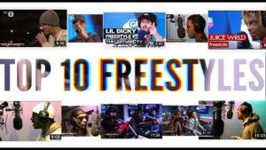 Top 10 Freestyles – Eminem, Lil Dicky, Kid Cudi, Juice WRLD, Skepta, Snoop Dogg, Migos…