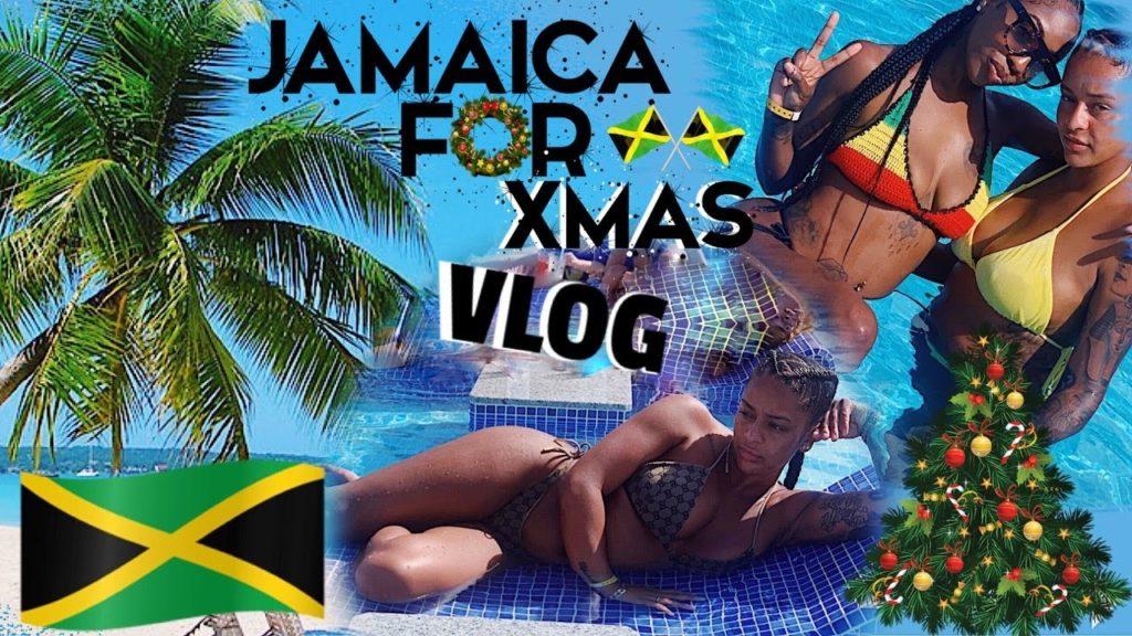 Vlog #15 | Jamaica For Xmas  | CALL ME A YARDIE
