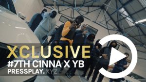 #7th C1NNA X YB – Twinning (Music Video) Prod By Levi | Pressplay