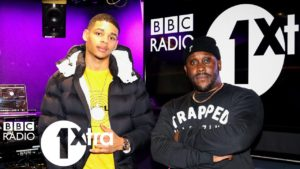 Ace – Voice Of The Streets Freestyle W/ Kenny Allstar on 1Xtra