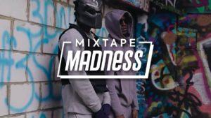 C1nco x Kurbz  – 3Squaddy (Music Video) | @MixtapeMadness