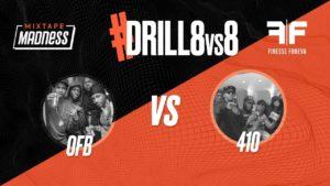 #Drill8vs8: OFB vs 410
