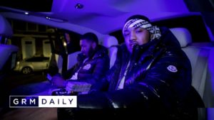 Flinch – Champagne Pain [Music Video] | GRM Daily