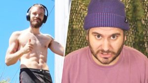 H3H3 Dropped From Sponsor… PewDiePie is Jacked, Keemstar, Leafy vs ImAlexx, Pokimane