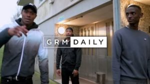 J Pierce, Wizdom & Trappy – Chosen [Music Video] | GRM Daily