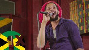 Julian Marley at the legendary Tuff Gong Studios | 1Xtra Jamaica 2020