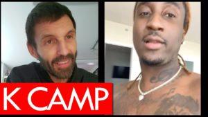 K Camp on Lottery, Tik Tok, Quavo & T Pain remixes, fav Jordans, Kiss 5 album – Westwood