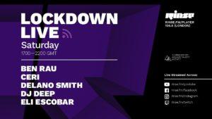 Lockdown Live 006 | Rinse FM