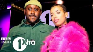 Trillary Banks – Voice Of The Streets Freestyle W/ Kenny Allstar on 1Xtra