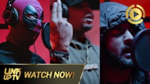 V9, Tremz & Frenzo – HB Freestyle | Link Up TV