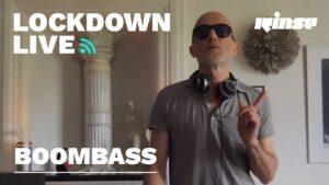Boombass | Lockdown Live 008 | Rinse FM