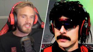 DrDisrespect Gets BANNED… PewDiePie Speaks Out! Shane Dawson, NELK, Jenna Marbles, KSI