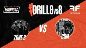 #Drill8vs8: Zone 2 vs CGM | @MixtapeMadness @FinesseForeva