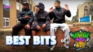 FAILIA, YUNGAH BAKER & YUNGAH BABY TINIE WINIE PRESENTS THE BEST OF MANDEM ON THE WALL!!! 🤣
