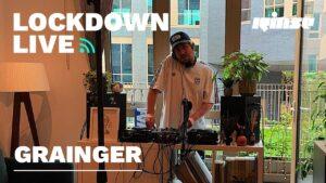Grainger | Lockdown Live 008 | Rinse FM