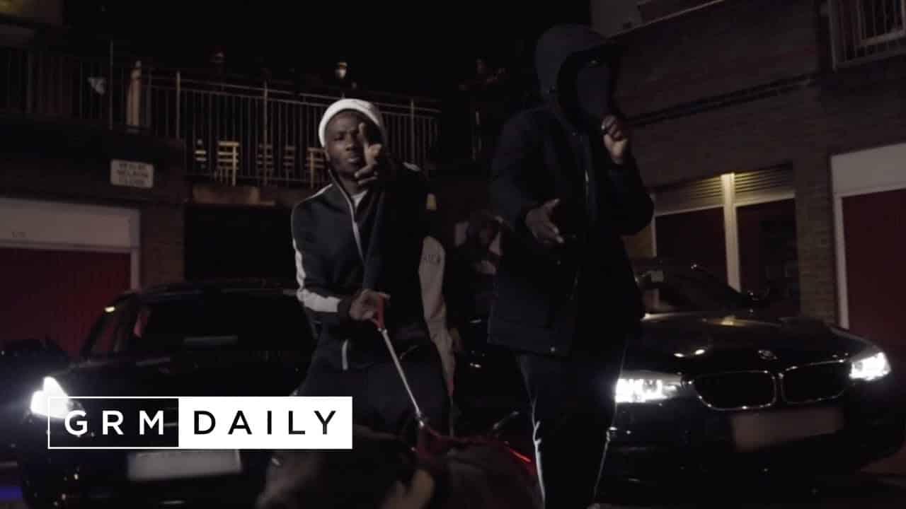 JoJo Hundred x Anti – Back 2 Back [Music Video] | GRM Daily