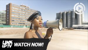 Lady Ice – No Silence [Music Video] | Link Up TV