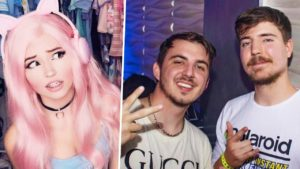 YouTuber Is Gonna Be a Dad… Chris MrBeast, Belle Delphine, Nadeshot, Count Dankula, Pyrocynical