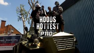 (Area 9) Chingy x Worksy x T.Whyyy x J24z – Hoods Hottest (Season 2) | P110