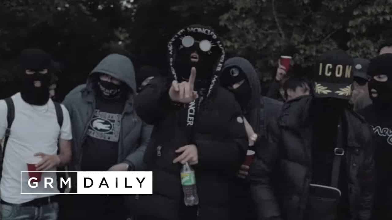 B.I.S (A.P, Parkz, Tunz) – Must Of Gone Mad (Prod. By R Trap) [Music Video] | GRM Daily