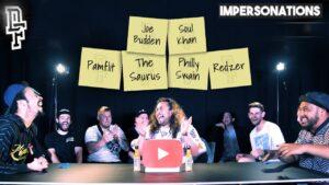Battle Rap Impersonations | Episode 2 – Danny Jaqq Vs Hulk | Don't Flop TV