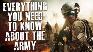 Everything You Need To Know About The Army