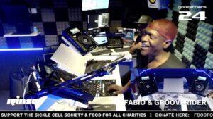 Fabio & Grooverider Godfathers 24: PART 1 | Rinse FM