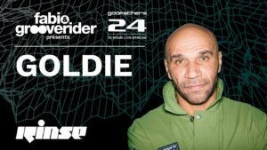 Goldie   Fabio & Grooverider presents Godfathers 24   Rinse FM