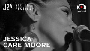 Jessica Care Moore: PART 1 | J2v Virtual Festival | Rinse FM