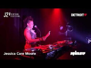Jessica Care Moore: PART 2 | J2v Virtual Festival | Rinse FM