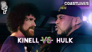KINELL VS HULK | Don't Flop Rap Battle | Coastlines