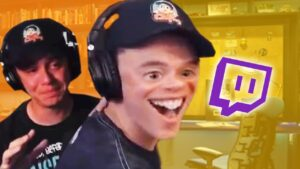 Logic's First Twitch Stream was a DISASTER