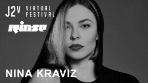 Nina Kraviz | J2v Virtual Festival | Rinse FM