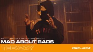 Teeway – Mad About Bars w/ Kenny Allstar [S5.E6]   @MixtapeMadness