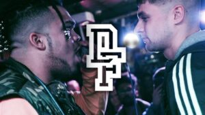 TRIPPLEJAYY VS ILLA   Don't Flop Rap Battle   11th Birthday Tour