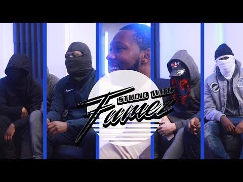 (Zone 2) Karma x Kwengface x Trizzac x LR | Studio With Fumez | No Censor, Eating Coochie