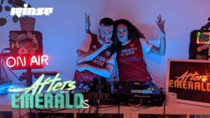 Afters At Emerald's Vol. 8: Emerald B2B Conair | Rinse FM