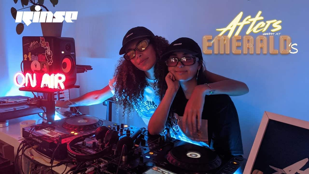 Afters at Emerald's Volume 9: Emerald B2B Barely Legal