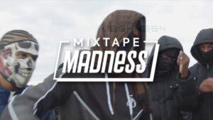 Asav & Lsav x HL8 – Risks (Music Video) | @MixtapeMadness