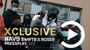 #AV9 Swift9 x Rose9 – Ghetto (Music Video) Prod. By Ghosty | Pressplay