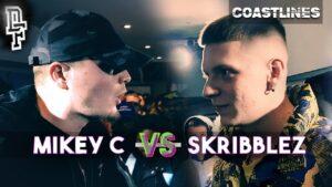 MIKEY C VS SKRIBBLEZ | Don't Flop Rap & Grime Clash