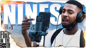 Nines – Fire in the Booth pt 3