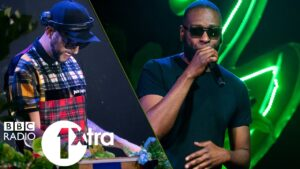 Target & Flowdan –  1Xtra Notting Hill Carnival Afterparty 2020