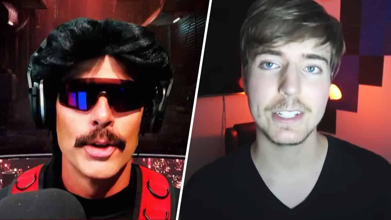 YouTuber Is Angry Over THIS… DrDisrespect, MrBeast, Shroud, Logan Paul, David Dobrik