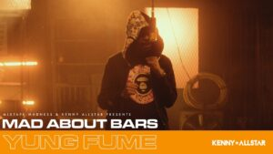 Yung Fume – Mad About Bars w/ Kenny Allstar [S5.E11) | @MixtapeMadness